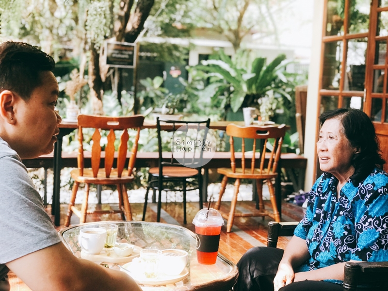 Aroonsawad Coffee House ร้านกาแฟอรุณสวัสดิ์ นนทบุรี ริมคลองมหาสวัสดิ์