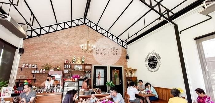 Woodhaven Cusual Eatery ร้านอาหารนนทบุรี ใกล้ ถ.ราชพฤกษ์ ร้านอาหารฟิวชั่นเล็กๆ ที่ความอร่อยไม่เล็กเลย