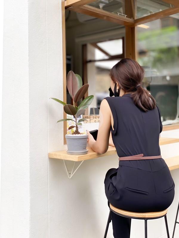 หน้าร้านลมเหนือ Specialty Coffee กาแฟสกัดด้วยเครื่อง ARAM ซ.เทอดไท 60 ภาษีเจริญ