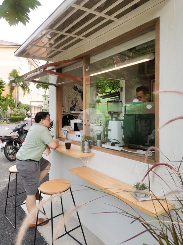 ใกล้ชิดบาริสต้าร้านลมเหนือ Specialty Coffee กาแฟสกัดด้วยเครื่อง ARAM ซ.เทอดไท 60 ภาษีเจริญ