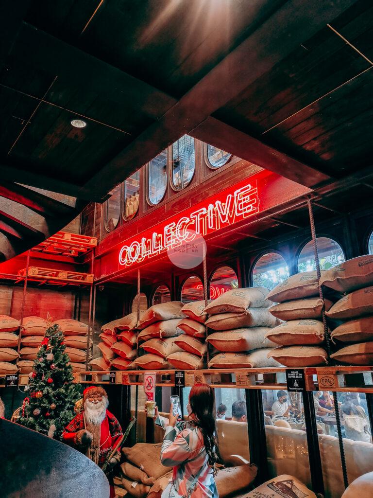 NANA Hunter Coffee Roasters ร้านกาแฟและโรงคั่วเมล็ดกาแฟสุดชิค ย่านตลิ่งชัน ถ.พรานนก-พุทธมณฑลสาย 4 ร้านกาแฟนานา บรรยากาศในร้าน